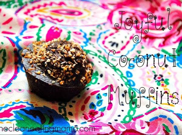 Joyful Coconut Muffins