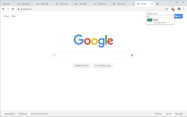 Chrome Tab Limit
