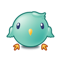 Tweecha Lite for Twitter: Presented in papers icon