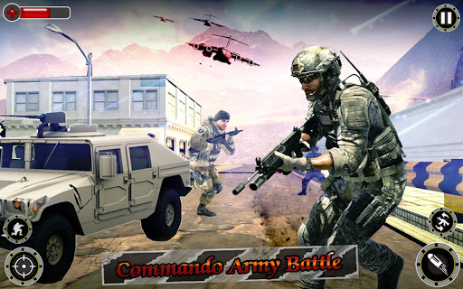 Bravo Shooter: Gun Fire Strike 1.0.2 screenshots 7