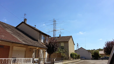 Photo: Le pylône ADOKIT I encore chez F5PHV