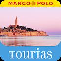 Istria Travel Guide - Tourias icon