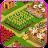 Farm Day Village Farming: Offline Games Icône