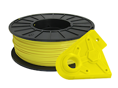 Yellow PRO Series PLA Filament - 2.85mm (1kg)
