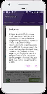 App AutoMKIOS: Jual Pulsa dan Paket Data APK for Windows Phone