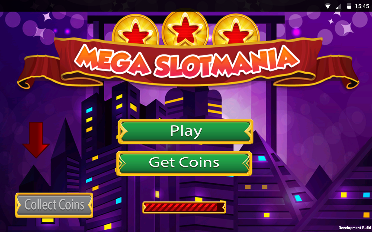 MegaSlotMania- screenshot