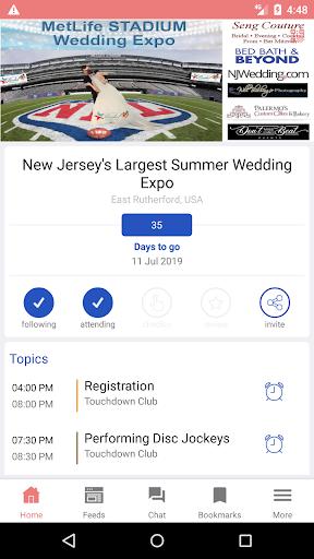 MetLife Stadium Wedding Expo 2.14.20190606 screenshots 1