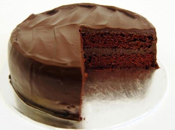 Sugar Free Chocolate Cake Recipe