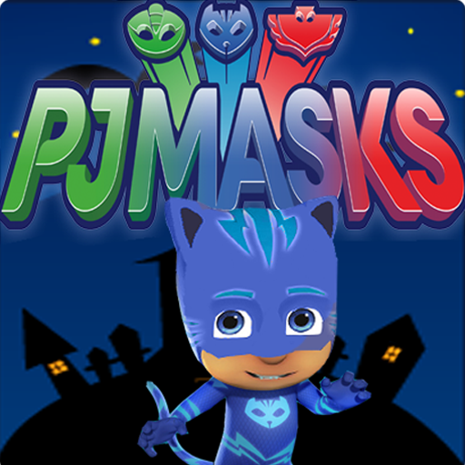 pijamasks toys adventure words