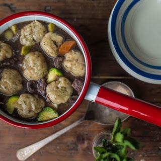 Bread Dumplings For Stew Recipes