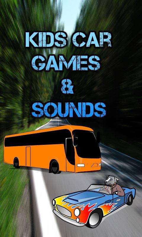 fun kids toy car driving game screenshot