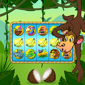Monkey Slot Machine Mania Free