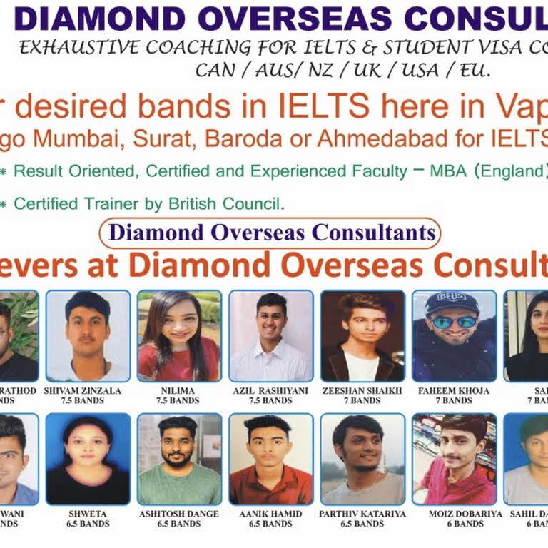 Diamond Overseas Consultants - Educational Consultant in Vapi