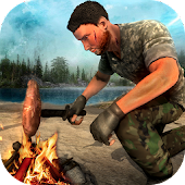 Raft Survival Commando Escape