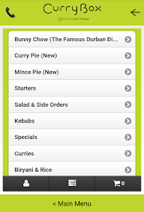 Curry Box- screenshot thumbnail