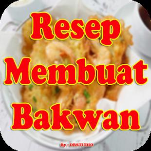 Download Resep Cara Membuat Bakwan for Windows Phone apk screenshot 1