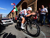 Victor Campenaerts échoue de peu lors de la neuvième étape du Tour d'Italie