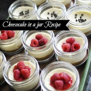 Best Cheesecake in a Jar