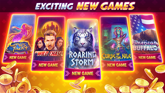 GSN Casino Slots: Free Online Slot Games 4