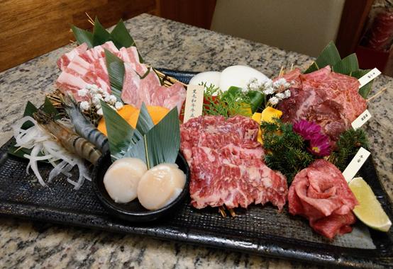 約會勝地!京昌園燒肉:日本靜岡空運來台的超高級黑毛和牛(附菜單)