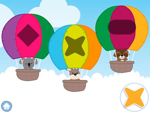baby shapes & colors free screenshot 3