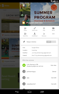 App Google Slides APK for Windows Phone