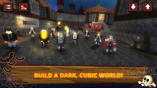 Vampire Craft: Dead Soul of Night. Crafting Games 1.5 screenshots 8