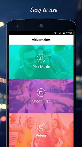 ミュージックビデオメーカー