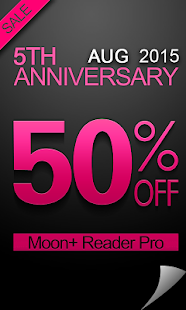 Moon+ Reader Pro (50% OFF)- screenshot thumbnail