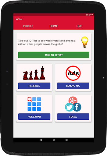 IQ Test - How smart are you? 2.6.7 screenshots 6