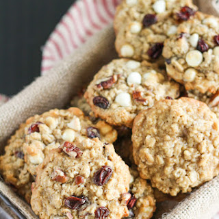Maple Oatmeal Cookies and Make-Ahead Cookie Tips