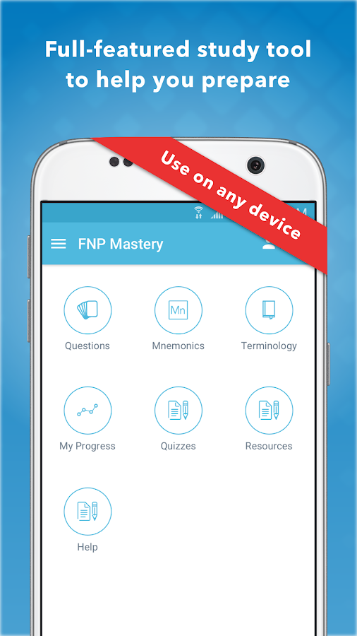 FNP Mastery Study Guide- screenshot