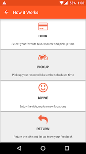 Dryve: Self Drive Bike Rentals- screenshot thumbnail