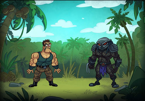 Troll Face Quest: Horror 3 apkmr screenshots 5