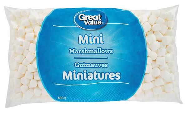 400 Gram Bag Of Marshmellows