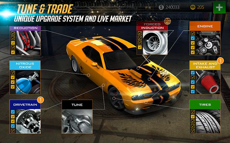 android Nitro Nation Racing Screenshot 2