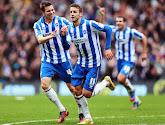 Sale soirée pour Brighton Hove & Albion: la Premier League s'éloigne