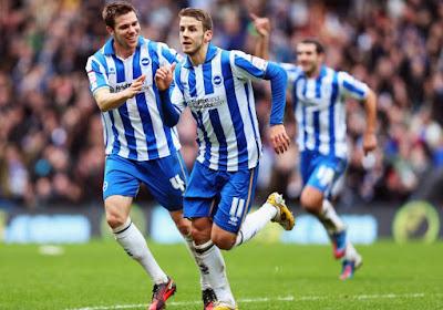 Sale soirée pour Knockaert et Brighton Hove & Albion: la Premier League s'éloigne