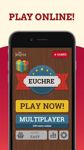 Euchre Free: Classic Card Games For Addict Players screenshots 2