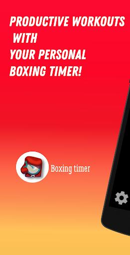 Boxing Interval Timer PRO screenshot 1