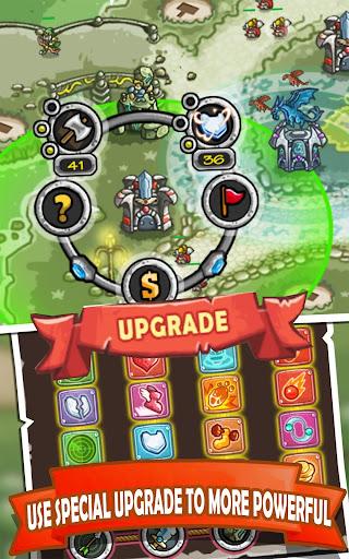 Kingdom Defense 2: Empire Warriors - Premium game for Android screenshot