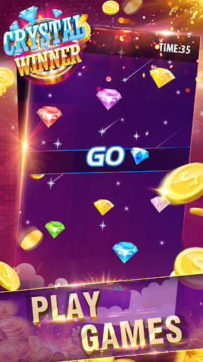 Crystal Winner - screenshot
