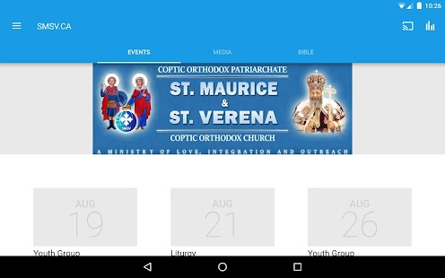 St. Maurice and St. Verena COC- screenshot thumbnail