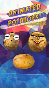 Flappy Potato- screenshot thumbnail