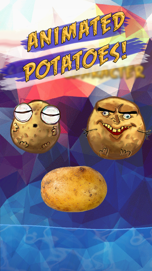 Flappy Potato- screenshot