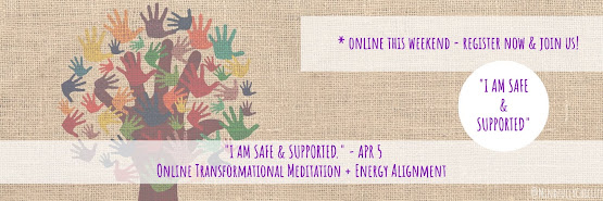 """""""I am Safe & Supported"""" 
