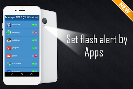 Flash Light Alerts screenshot 3
