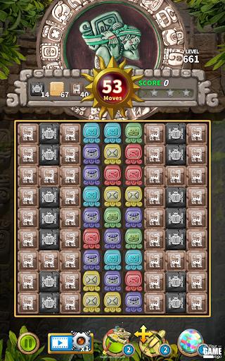 Glyph of Maya - Match 3 Puzzle 1.0.14 screenshots 15