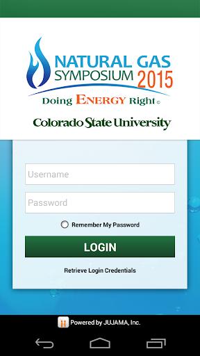 2015 Natural Gas Symposium