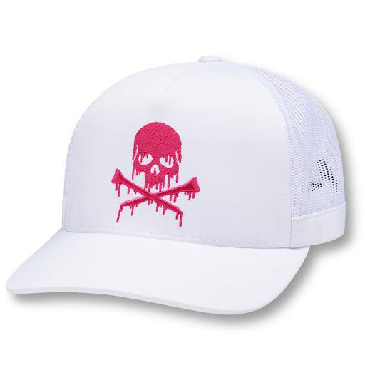 G/Fore Dripping Skull & T´S Golfkeps